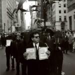 Διαδήλωση AIDS-ΝΥ 1990, © Costa-Gavras