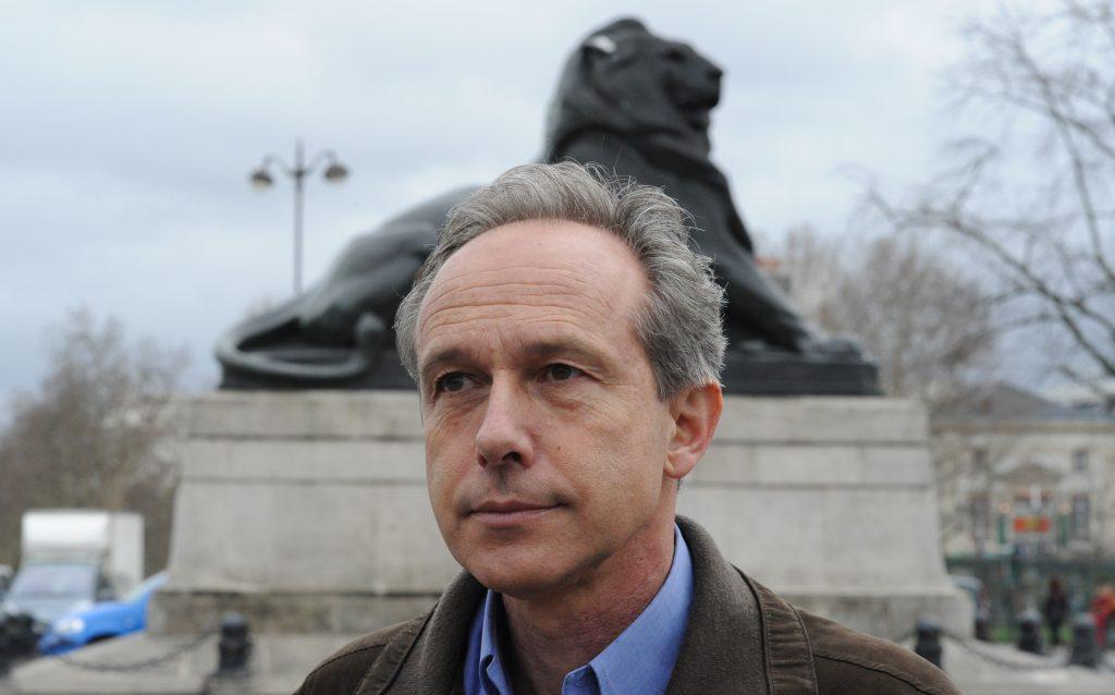Nίκος Πράντζος, αστροφυσικός και Διευθυντής Έρευνας στο Εθνικό Ίδρυμα Ερευνών της Γαλλίας (CNRS) καθώς και πρόεδρος του μη κερδοσκοπικού συλλόγου δίκτυο. 31 Ιανουαρίου 2013. Photo © GB