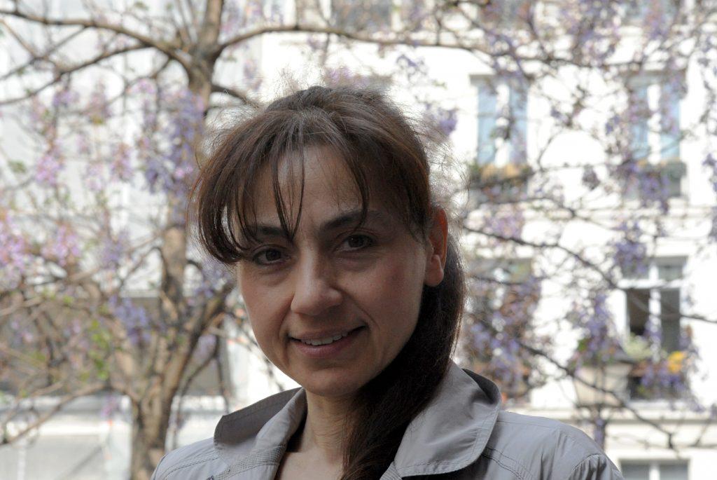 Annie Δημητρίου, 7 Μαϊου 2013.  Photo © GB