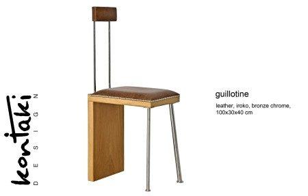 Σπύρος Κοντάκης - GUILLOTINE
