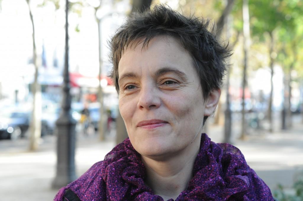 Γεωργία Σπυροπούλου - Παρίσι, Νοέμβριος 2014 - Φωτογραφία © ΓΑΜ